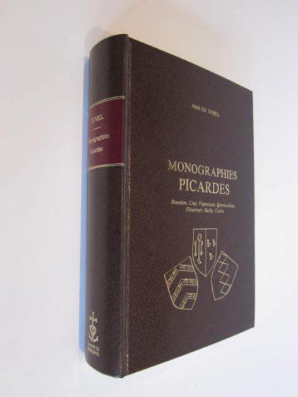 monographies picardes de l'abbé Jumel